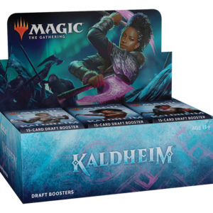Kaldheim Draft Box