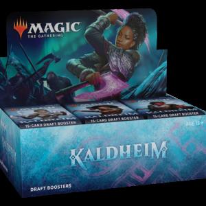 Kaldheim Draft Box